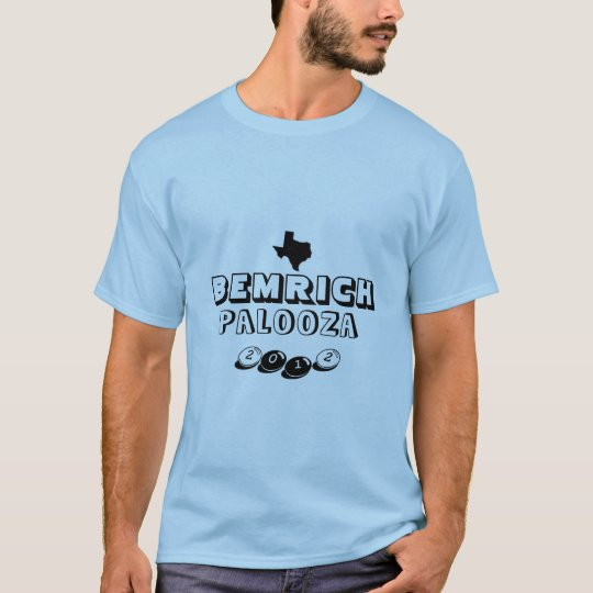 Bemrich Family Reunion 2012 official t shirt