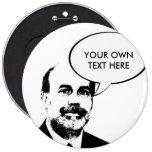 Ben Bernanke Buttons