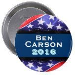 Ben Carson Campaign Button