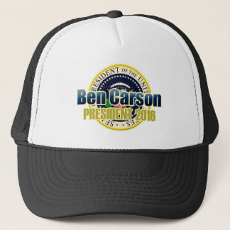 Ben Carson for President Trucker Hat