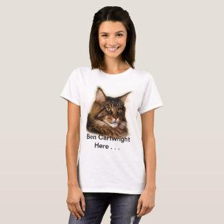 Ben Cartwright Here t-shirt