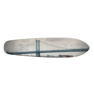 Ben Franklin Bridge 20.6 Cm Skateboard Deck