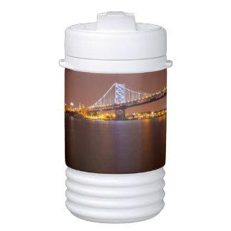 Ben Franklin Bridge Cooler