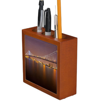 Ben Franklin Bridge Desk Organiser