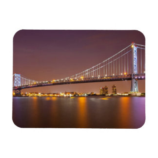 Ben Franklin Bridge Magnets