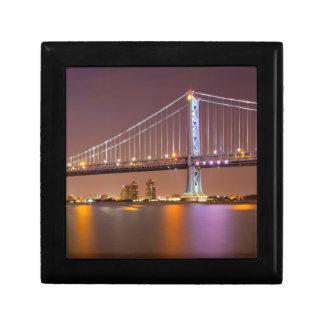 Ben Franklin Bridge Gift Box