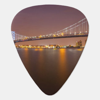Ben Franklin Bridge Guitar Pick