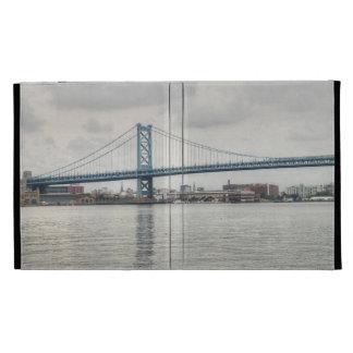 Ben Franklin Bridge iPad Folio Cover