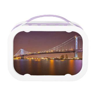 Ben Franklin Bridge Lunch Box