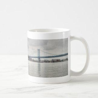 Ben Franklin Bridge Coffee Mugs