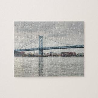Ben Franklin Bridge Puzzle