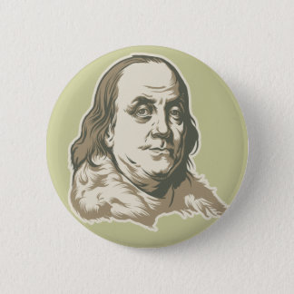 Ben Franklin Button