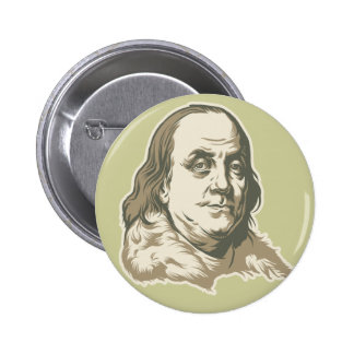 Ben Franklin Button