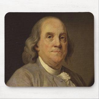 Ben Franklin Portrait Mousepads