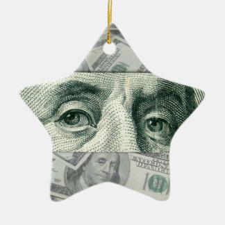 Ben Franklin s Eyes Ornament