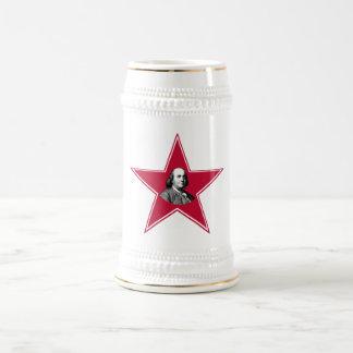 Ben Franklin Star Coffee Mug