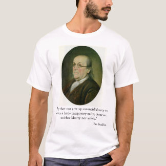 Ben Franklin T-Shirt