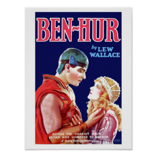 Ben-Hur (1925) Print