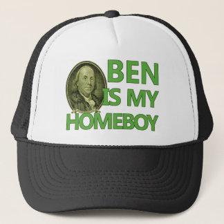 Ben Is My Homeboy Trucker Hat
