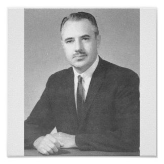 Ben Klassen, Florida State Senator Print