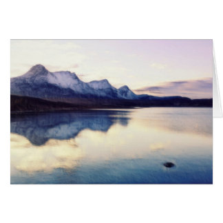 Ben Loyal at Sunrise Card