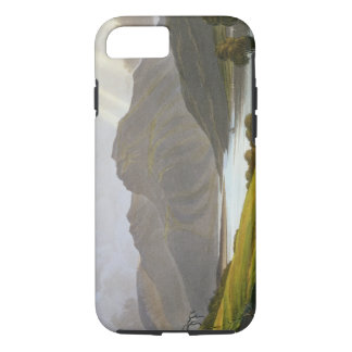 Ben Nevis, plate XII from 'Scenery of the Grampian iPhone 8/7 Case