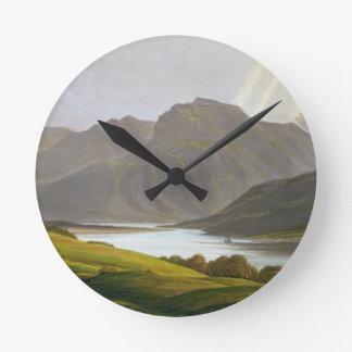 Ben Nevis, plate XII from 'Scenery of the Grampian Round Clock