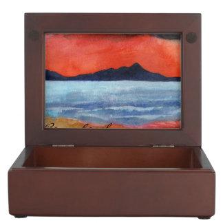 Benar beach keepsake box