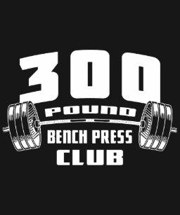 Bench Press CLUB SM to Powerlifting Gym Bodybuildi T-Shirt 4ca14ba2cd1a