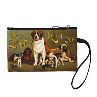 Bench Show. New England Kennel Club Coin Purses
