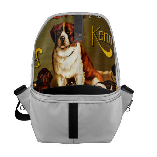 Bench Show. New England Kennel Club Courier Bag