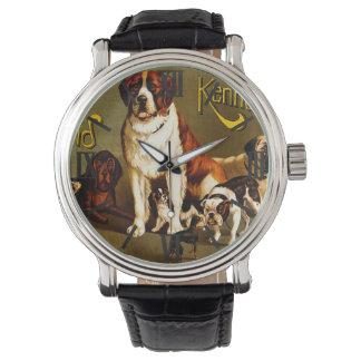 Bench Show. New England Kennel Club Wrist Watch