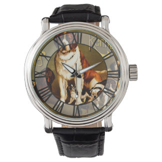 Bench Show. New England Kennel Club Wristwatches