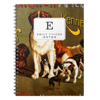 Bench Show. New England Kennel Club Note Book