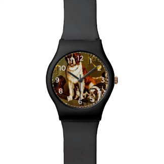 Bench Show. New England Kennel Club Wrist Watches