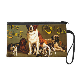Bench Show. New England Kennel Club Wristlet Clutches