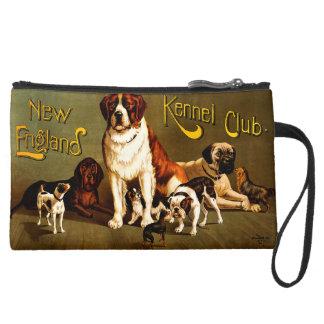 Bench Show. New England Kennel Club Wristlet Purses