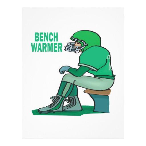 Bench Warmer Flyer