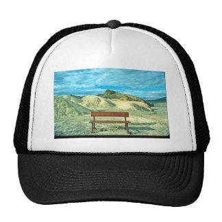 Bench, Zabriskie Point Hats