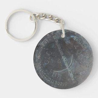 BenchMark Spaceport America Key Ring