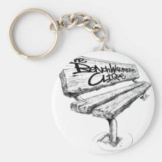 benchwarmers_logo_sharpened mid key ring