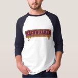 Benchwarmers t-shirt, baseball jersey tees