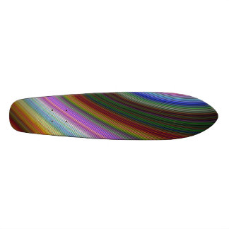 Bend 20.6 Cm Skateboard Deck