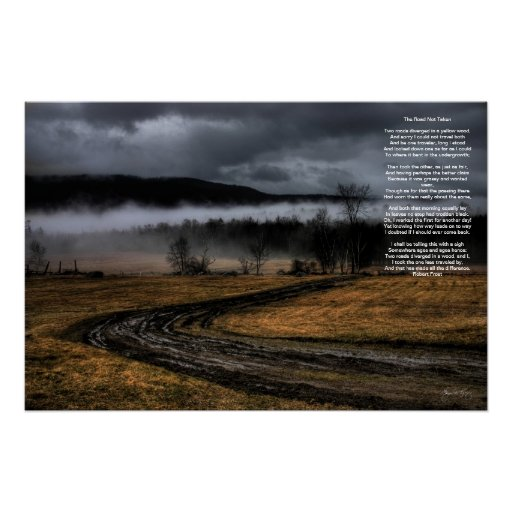 Bend in the New Road; Sugar Hill, New Hampshire Print