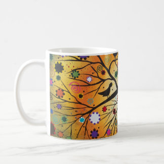 Bendind Branches_Everett, Day Of The Dead, Mexican Mug