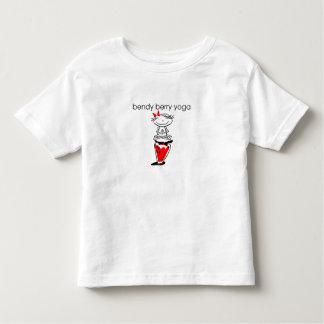 Bendy Berry Yoga shirt