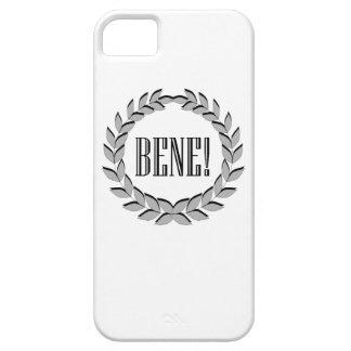 Bene! Good job! iPhone 5 Cases