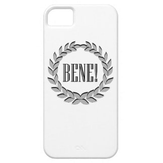 Bene! Good job! Case For The iPhone 5