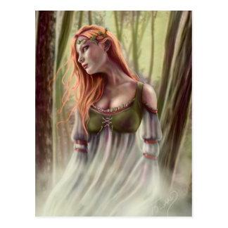 Beneath the Ivy Postcard