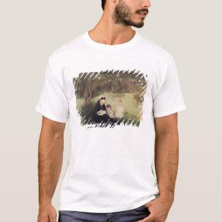 Beneath the Lilac at Maurecourt, 1874 T-Shirt